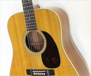 C. F. Martin D-28 Brazilian Rosewood Guitar, 1966