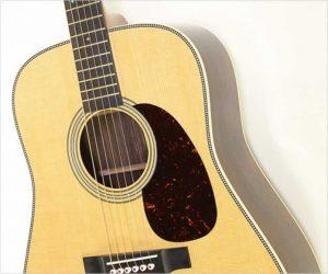 C F Martin D-28 Modern Deluxe Guitar