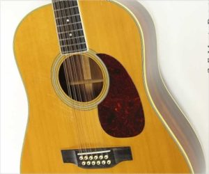 ❌SOLD❌  C. F. Martin D12-35 12 String Round Shoulder Dreadnought, 1969