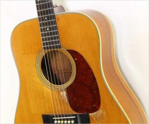 Sold!  C F Martin D28 Brazilian Rosewood, 1969