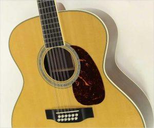 C. F. Martin Grand J-12 40e Twelve String Jumbo Acoustic, 2011
