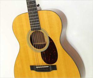 ❌SOLD❌  C. F. Martin OM-21 Steel String Guitar, 2012