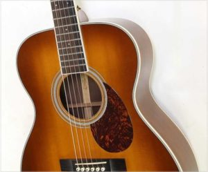 C. F. Martin OM-35 Steel String Guitar Sunburst, 2006 - The Twelfth Fret