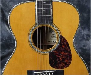 Martin OM-45 Marquis (No Longer Available) - The Twelfth Fret