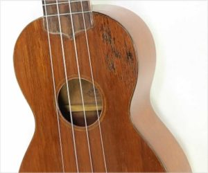 ❌SOLD❌  C F Martin Style 1 Soprano Ukulele, 1917