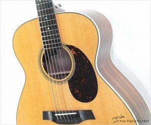 CFox SJX Small Jumbo Guitar by Charles Fox Natural, 2002