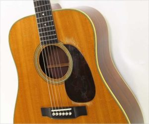 ❌SOLD❌ C F Martin D-28 Dreadnought Guitar Brazilian Rosewood, 1948