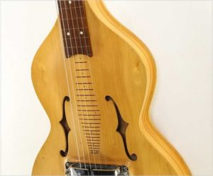 Cole Clark Violap with Horseshoe Pickup Tasmanian Blackwood, 2003 - The Twelfth Fret
