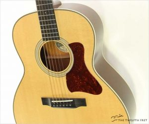 Collings C100 Steel String Guitar Natural Finish