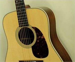 Collings D2H Spruce and Rosewood Dreadnought