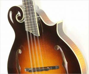 Collings MF5 F-Style Mandolin Sunburst 2012