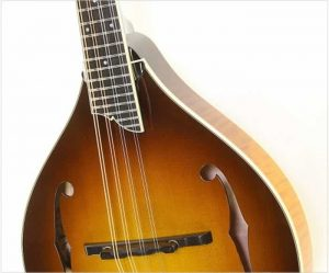 Collings MT2 Mandolin Sunburst, 2019 Brand: Collings - The Twelfth Fret