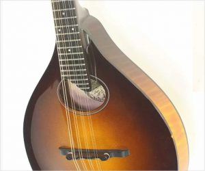Collings MTO GT A Style Mandolin Sunburst, 2011