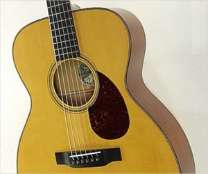 Collings OM1A Julian Lage Signature Guitar, 2018