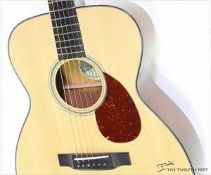 Collings OM1 Custom Deep Body Steel String Guitar - The Twelfth Fret