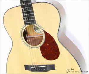 Collings OM1 Custom Deep Body Steel String Guitar
