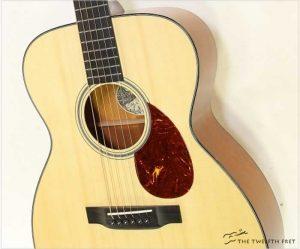 Collings OM1ESS Steel String Guitar Natural, 2019 - The Twelfth Fret
