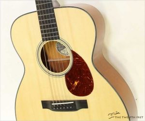 Collings OM1ESS Steel String Guitar Natural, 2019