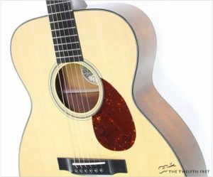Collings OM1 Orchestra Model Guitar - The Twelfth Fret