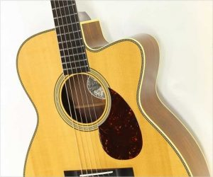 Collings OM2H ECW Steel String Guitar, 2010