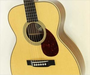 Collings OM2H-T Traditional Steel String Guitar
