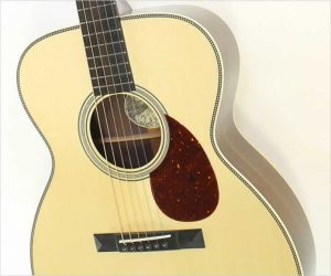 Collings OM2H ESS Orchestra Model Short Scale Acoustic, 2020