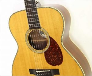 ❌SOLD❌  Collings OM 2H Orchestra Model Natural, 1998