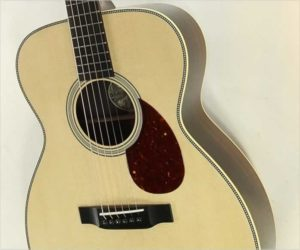 Collings OM2H Steel String Guitar