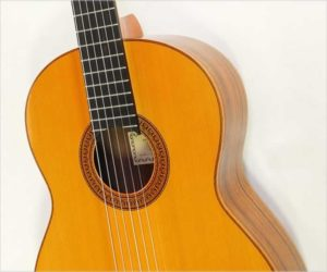 ❌SOLD❌  Conde Hermanos Classical Guitar, 1992