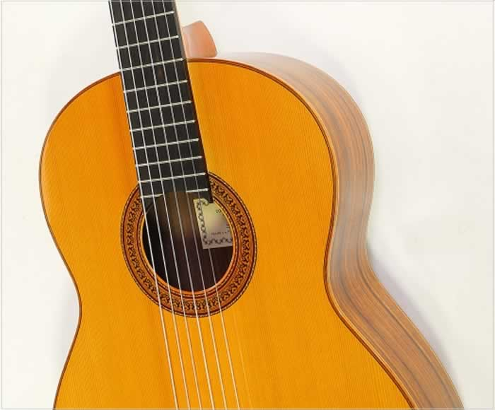 Conde Hermanos Classical Guitar, 1992 - The Twelfth Fret