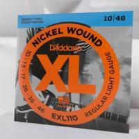 D'Addario XL Nickel Electric Guitar Strings - The Twelfth Fret