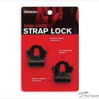 D'Addario Dual-Lock Strap Lock - The Twelfth Fret