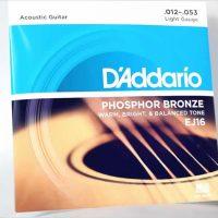 D'Addario Phosphor Bronze Acoustic Guitar Strings - The Twelfth Fret