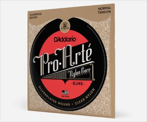 D'Addario Pro-Arté Nylon Classical Guitar Strings