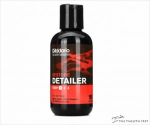 D'Addario Restore Deep Cleaning Polish