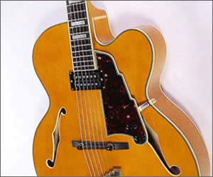 SOLD!! D'Angelico Excel EXL-1 Archtop Guitar 2013