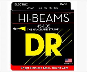 DR HI-BEAM MR-45 Bass Guitar Strings