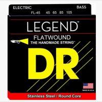DR Legend Flatwound Bass Guitar Strings - The Twelfth Fret