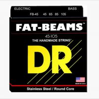 DR FAT BEAMS FB-45 Bass Guitar Strings - The Twelfth Fret