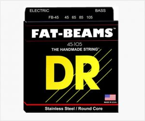 DR FAT-BEAMS FB-45 Bass Guitar Strings