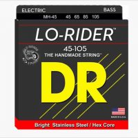 DR Lo-Rider MH-45 Bass Guitar Strings - Shop The Twelfth Fret
