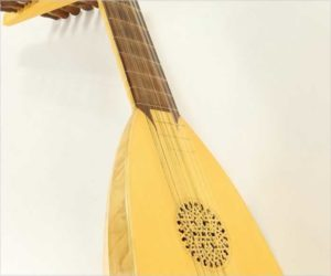 Darryl Williams 8-Course Renaissance Lute, 1976