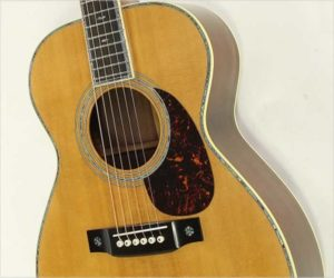 SOLD!!! David Nichols 00 Body Steel String Guitar, 2002