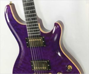 Dean Hardtail Limited Edition Purple 30/100, 2001