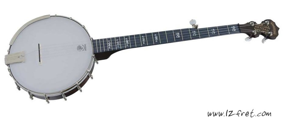 Deering Artisan Goodtime banjo - The Twelfth Fret