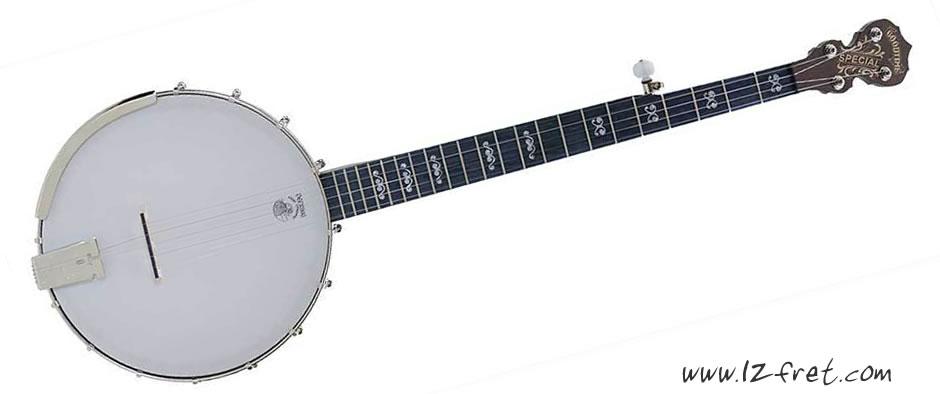 Deering Artisan Goodtime Special Openback Banjo - The Twelfth Fret