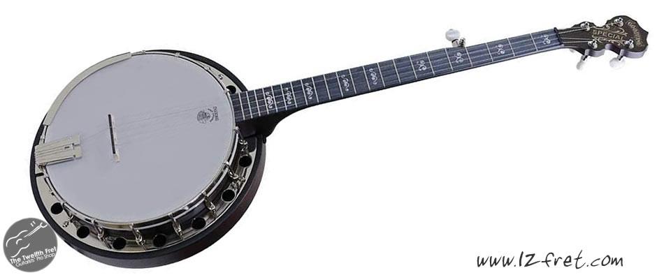 Deering Artisan Goodtime Special Resonator Banjo - The Twelfth Fret