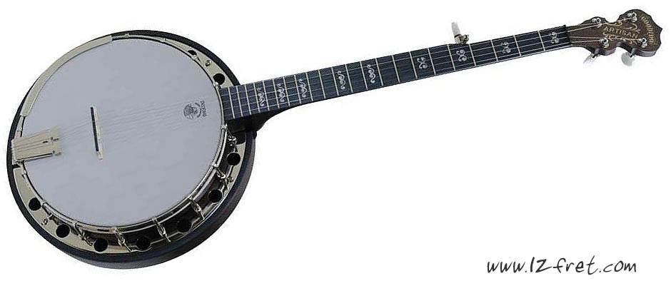 Deering Artisan Goodtime Two Banjo - The Twelfth Fret