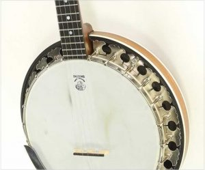 Deering Boston 5-String Banjo, 2007 - The Twelfth Fret