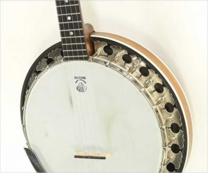 Deering Boston 5-String Banjo, 2007